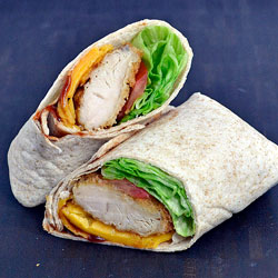 Crispy Chicken Wrap Foodgawker