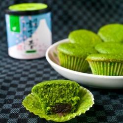 recipe: easy green tea cupcakes [25]