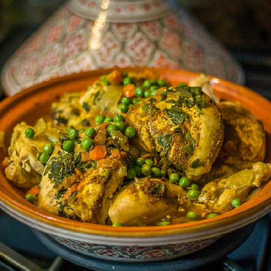 Moroccan tagine gallery foodgawker email moroccan chicken tagine forumfinder Image collections