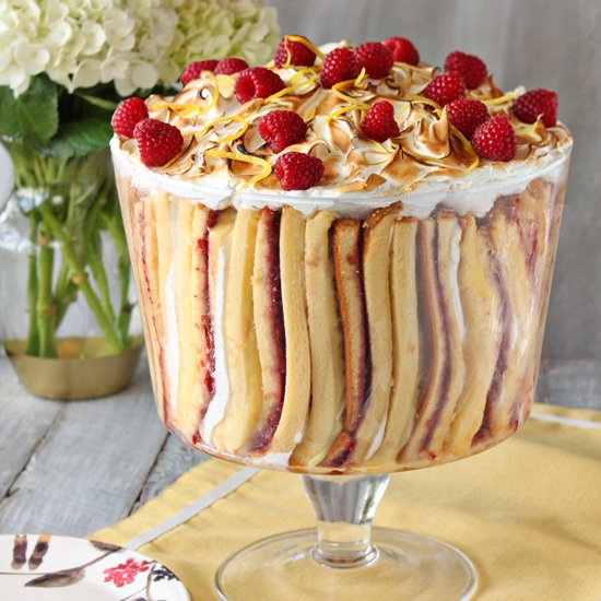 Raspberry Trifle Recipe With Pound Cake