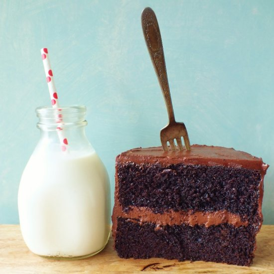 chocolate layer cake gallery foodgawker
