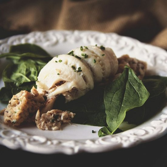 Seafood dinner recipe gallery foodgawker email crab stuffed flounder forumfinder Images