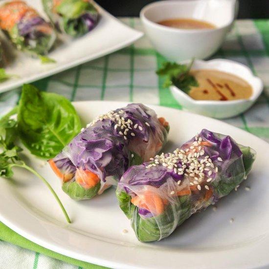 salad roll gallery foodgawker