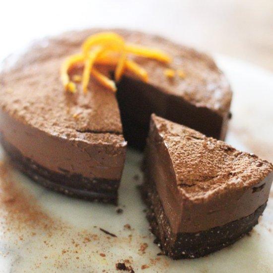 recipe: vegan chocolate cheesecake [19]