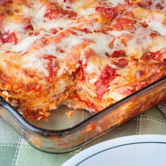 Lasagna recipe yummly gallery foodgawker email amazing meat lasagna forumfinder Choice Image