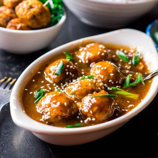 asian meatballs gallery foodgawker