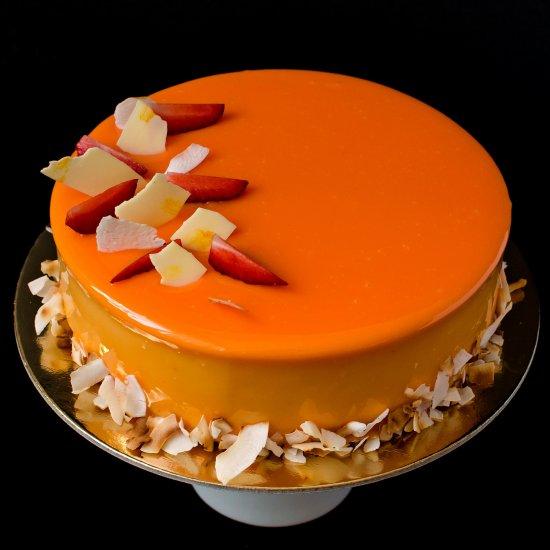 Orange Mousse Recipe For Cakes