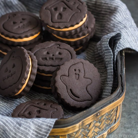halloween oreos gallery | foodgawker