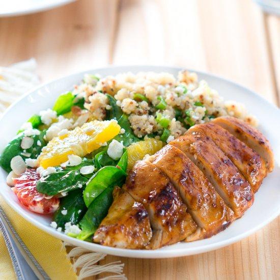 Quinoa salad paleo