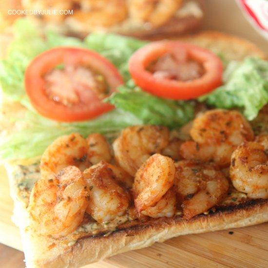 recipe: sauteed shrimp po boy recipe [32]