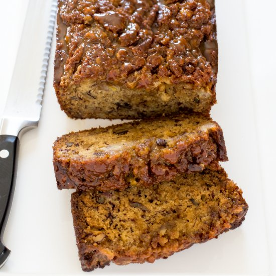 Banana bread recipe gallery foodgawker dulce de leche banana bread forumfinder Image collections