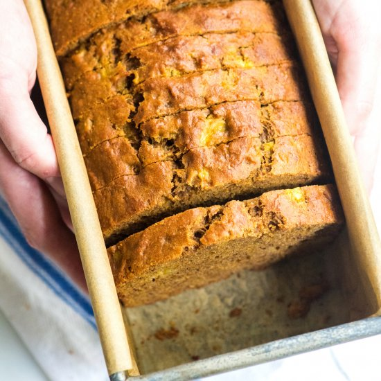 Banana bread recipe gallery foodgawker guilt free healthy banana bread forumfinder Image collections