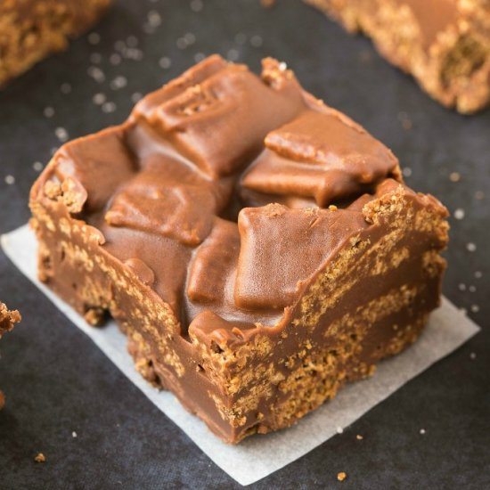 homemade candy bars gallery | foodgawker