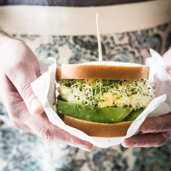 Egg salad sandwich gallery foodgawker avocado egg salad sandwich forumfinder Image collections