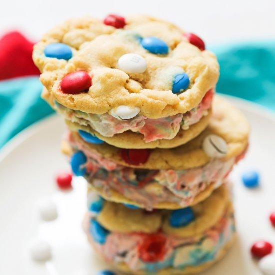M M S Ice Cream Cookie Sandwiches Foodgawker