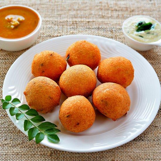 Image result for bajji bonda
