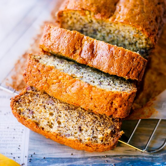 Banana bread recipe gallery foodgawker delicious chia seed banana bread forumfinder Image collections