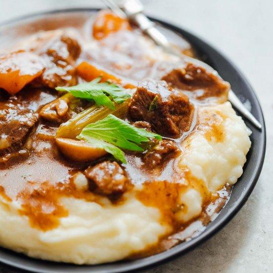 Comfort food dinner recipe gallery foodgawker easy instant pot beef stew forumfinder Images