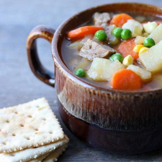 Moms dinner foodgawker instant pot steak soup forumfinder Images