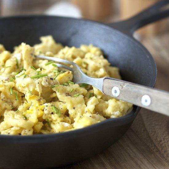 Vegetarian lunch recipe egg dumplings gallery foodgawker dumplings with egg forumfinder Images