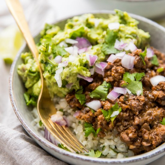 Whole30 dinner gallery foodgawker whole30 chipotle beef avocado bowls forumfinder Gallery