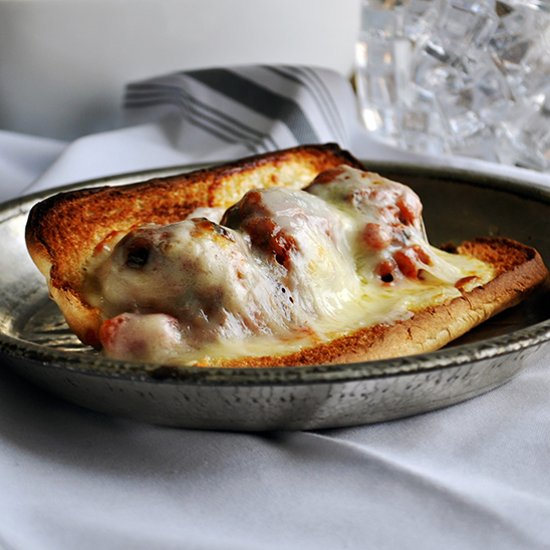 Easy dinner recipes gallery foodgawker meatball sandwiches with provolone forumfinder Images