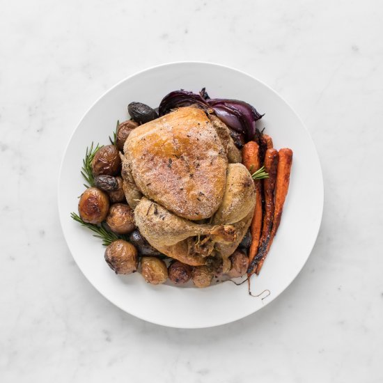 Easy dinner gallery foodgawker the perfect roast chicken forumfinder Images