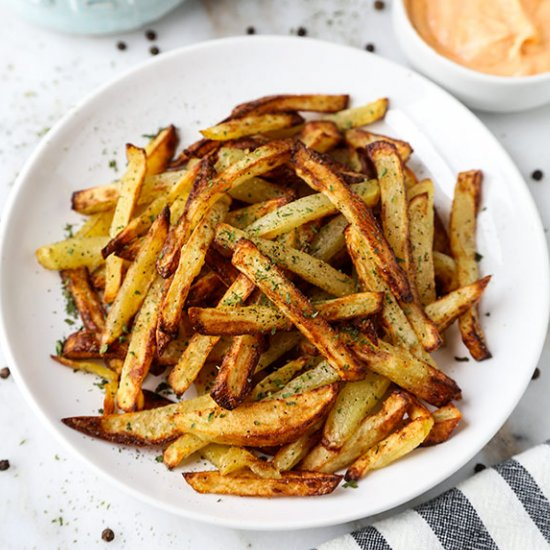 Easy dinner gallery foodgawker the best air fryer french fries forumfinder Images