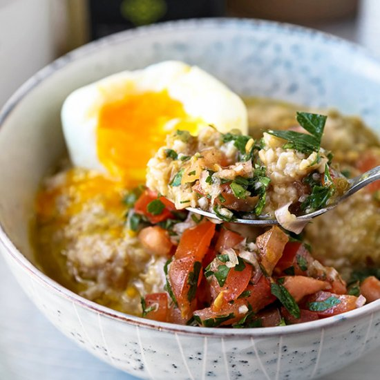 Recipe gallery foodgawker harissa spiced moroccan oatmeal forumfinder Images