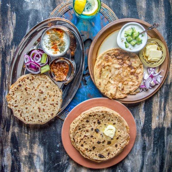 Dinner gallery foodgawker email punjabi aloo paratha forumfinder Images