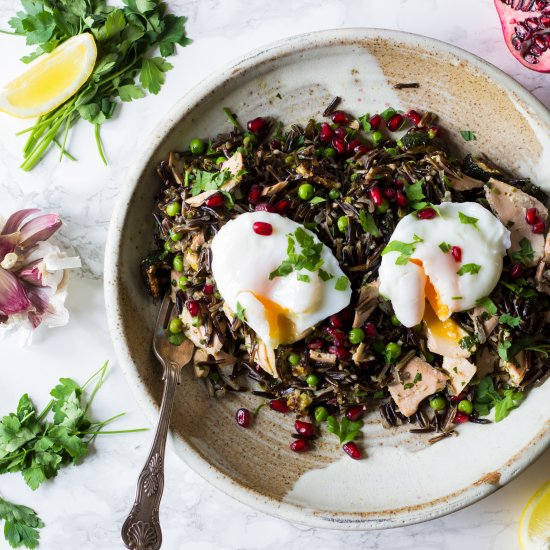 Egg salad gallery foodgawker wild rice salad with salmon and egg forumfinder Image collections
