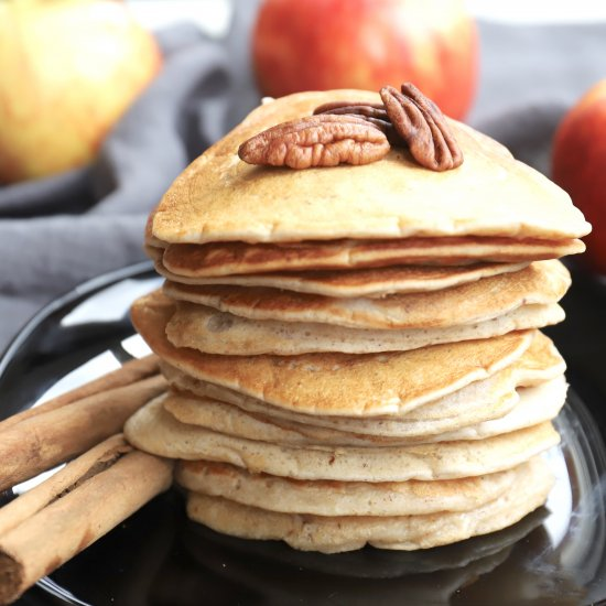 Foodgawker feed your eyes page 9 healthy vegan apple pie pancakes forumfinder Gallery