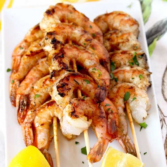 Foodgawker feed your eyes page 2 cajun grilled shrimp skewers forumfinder Gallery