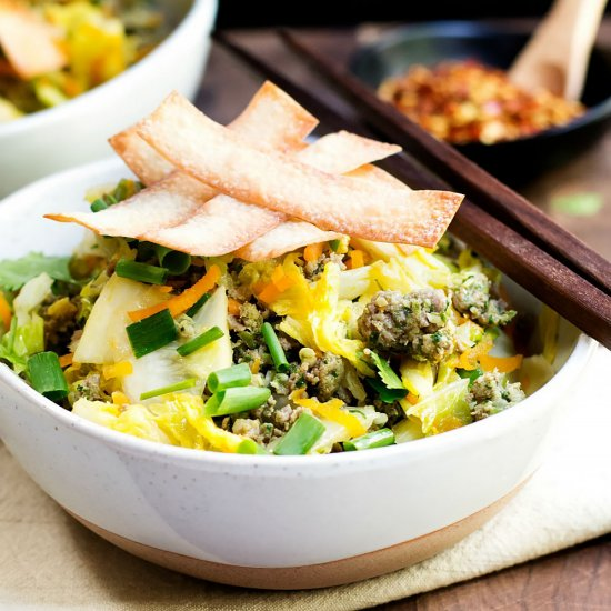 Foodgawker feed your eyes egg roll in a bowl forumfinder Choice Image