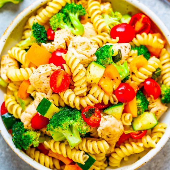 Foodgawker feed your eyes page 2 skinny italian chicken pasta salad forumfinder Images