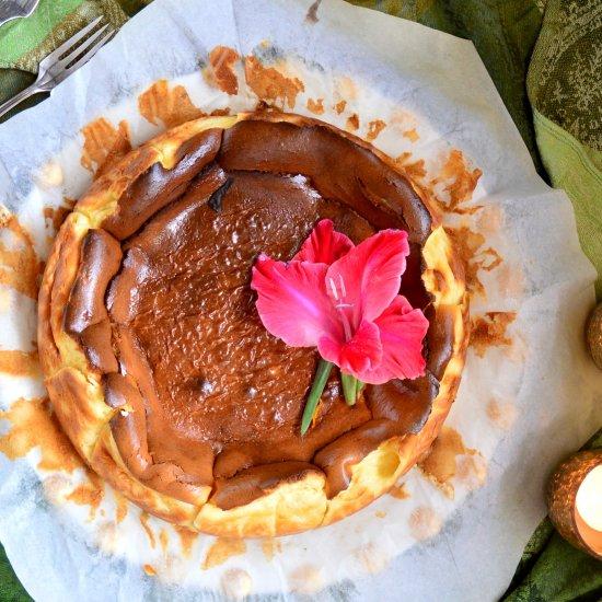San Sebastian Cheesecake Foodgawker