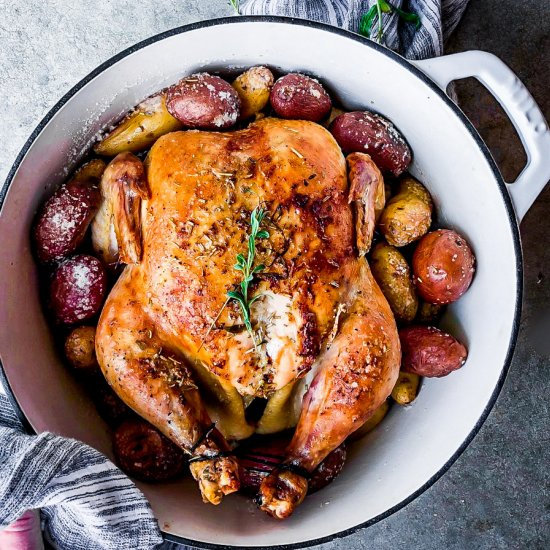Herb Roasted Chicken Foodgawker