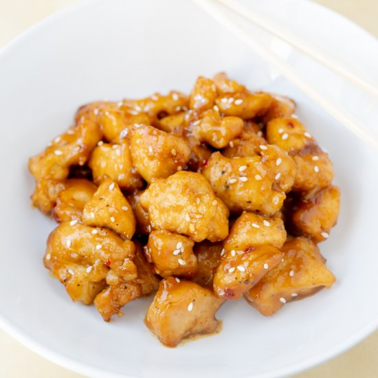 Easy Orange Chicken Recipe Foodgawker