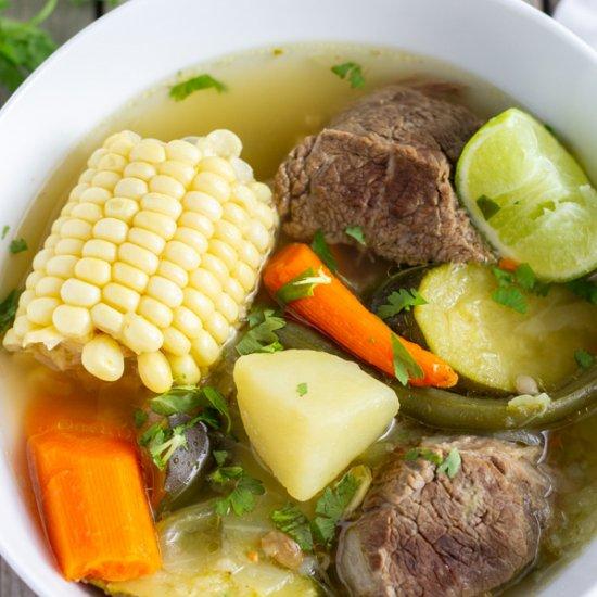 Instant Pot Caldo De Res Foodgawker