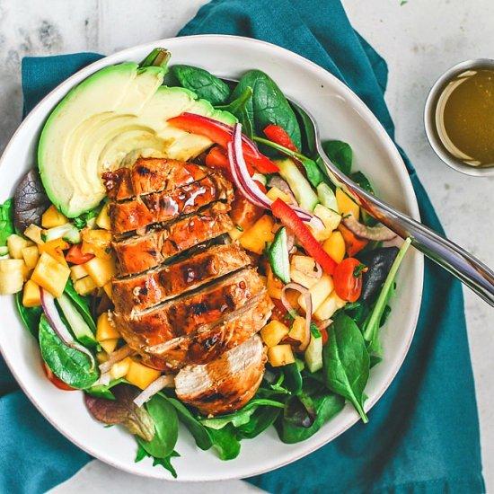 Jamaican Jerk Chicken Salad Foodgawker