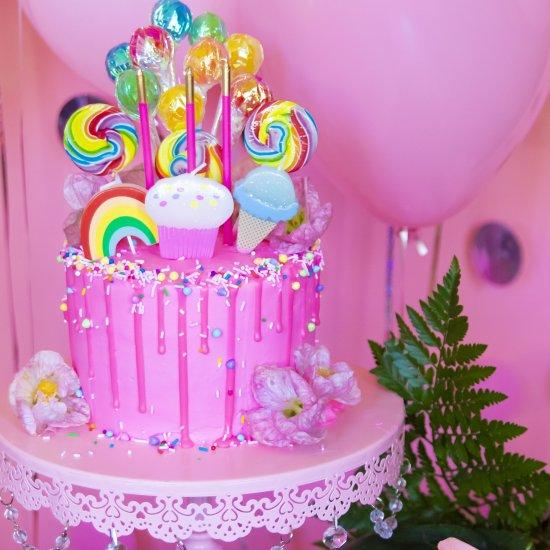 Amazing Pink Cake Gallery Foodgawker Funny Birthday Cards Online Hendilapandamsfinfo