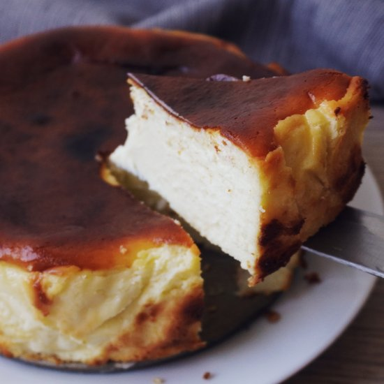 Basque Burnt Cheesecake Recipe Foodgawker